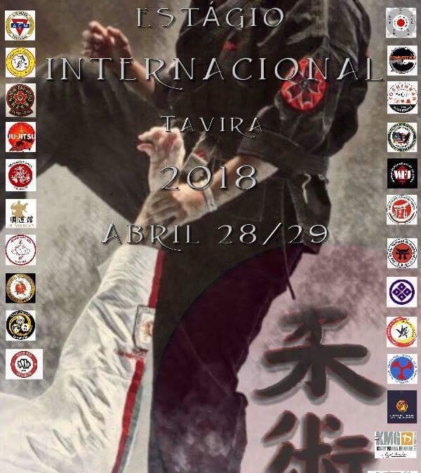 International Congress of Ju Jitsu in Tavira